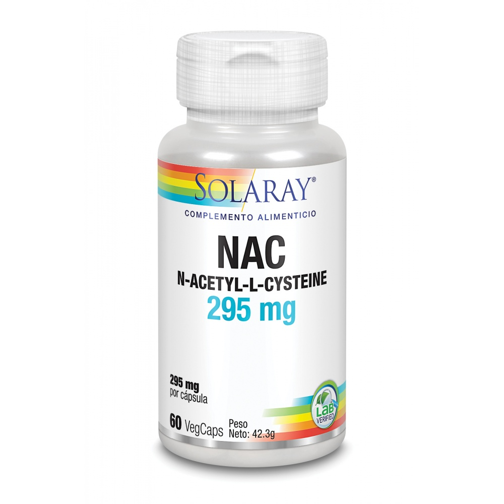 SOLARAY NAC 60CAP