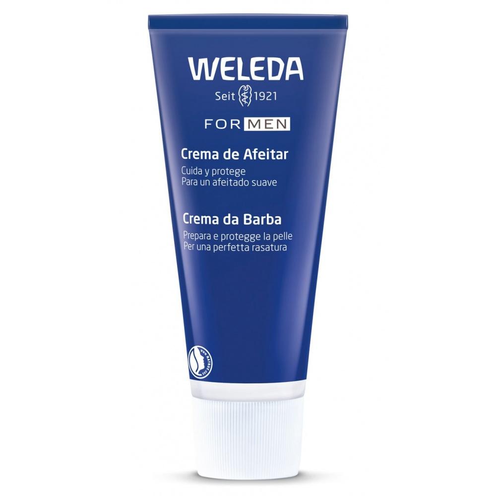 WELEDA HOMBRE CREMA AFEITAR 75 ML