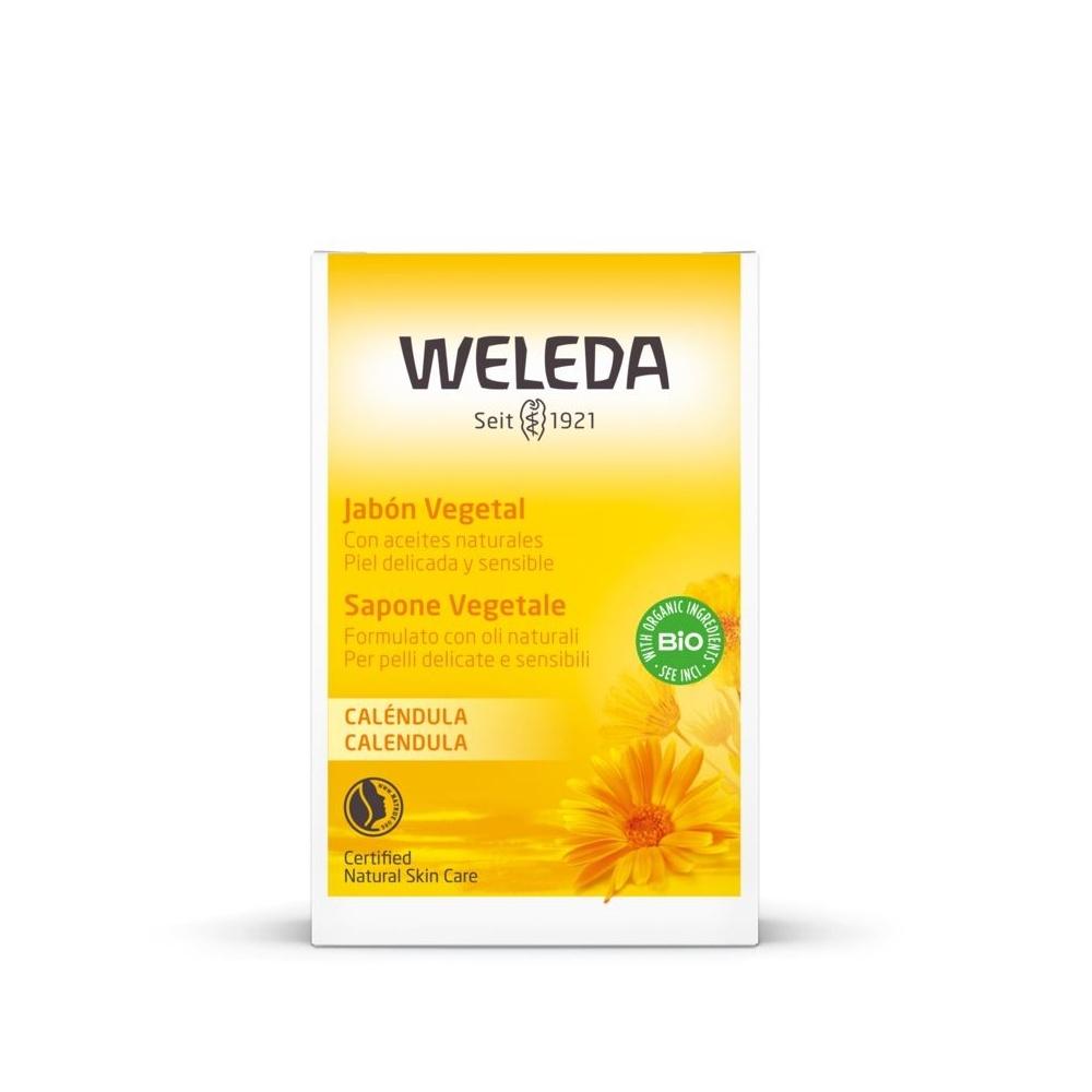 WELEDA JABON VEGETAL CALENDULA 100 GR