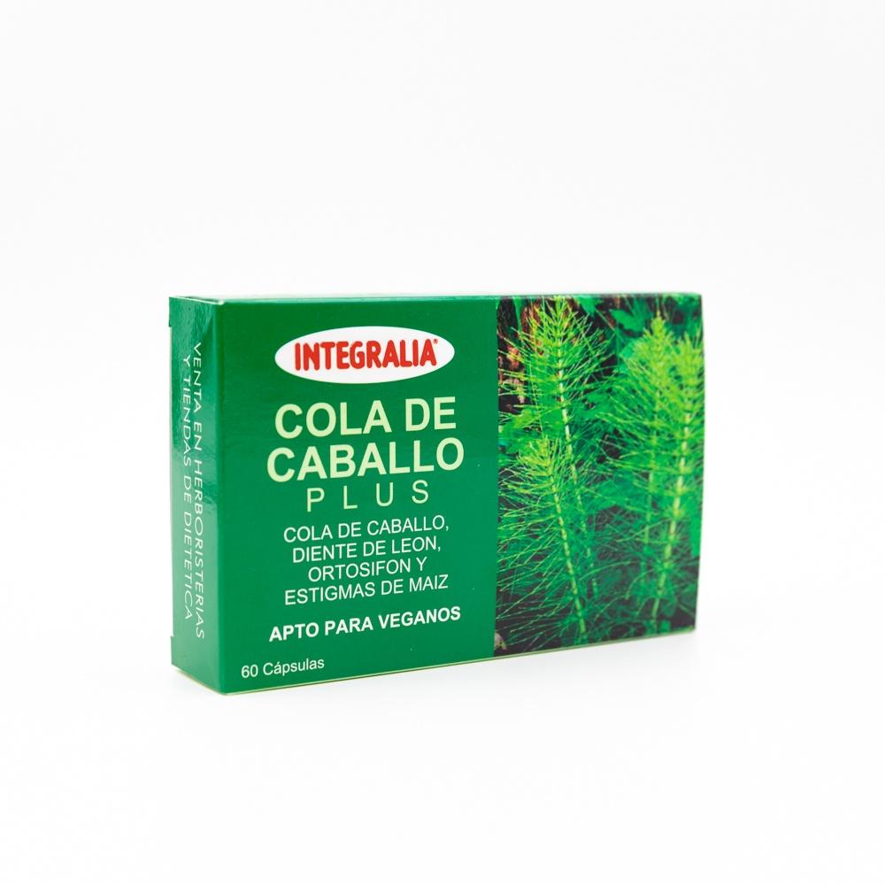 INTEGRALIA COLA CABALLO PLUS CAPS.
