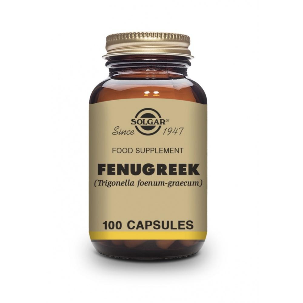 SOLGAR FENOGRECO 100 CAPSULAS