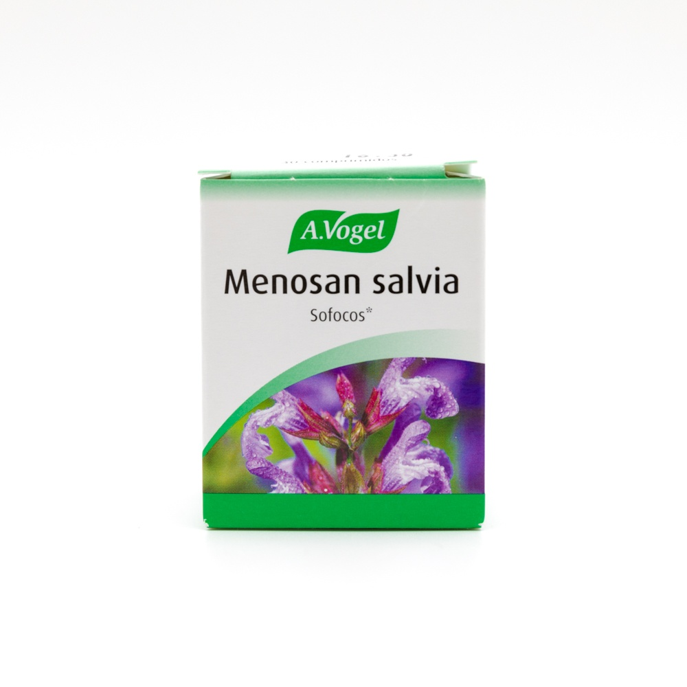 VOGEL MENOSAN SALVIA 30 COMP