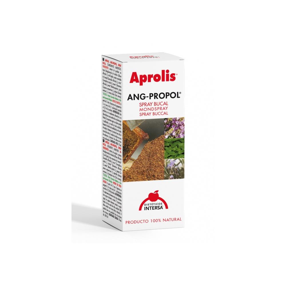 INTERSA APROLIS ANGI-PROPOL SPRAY BUCAL 15 ML