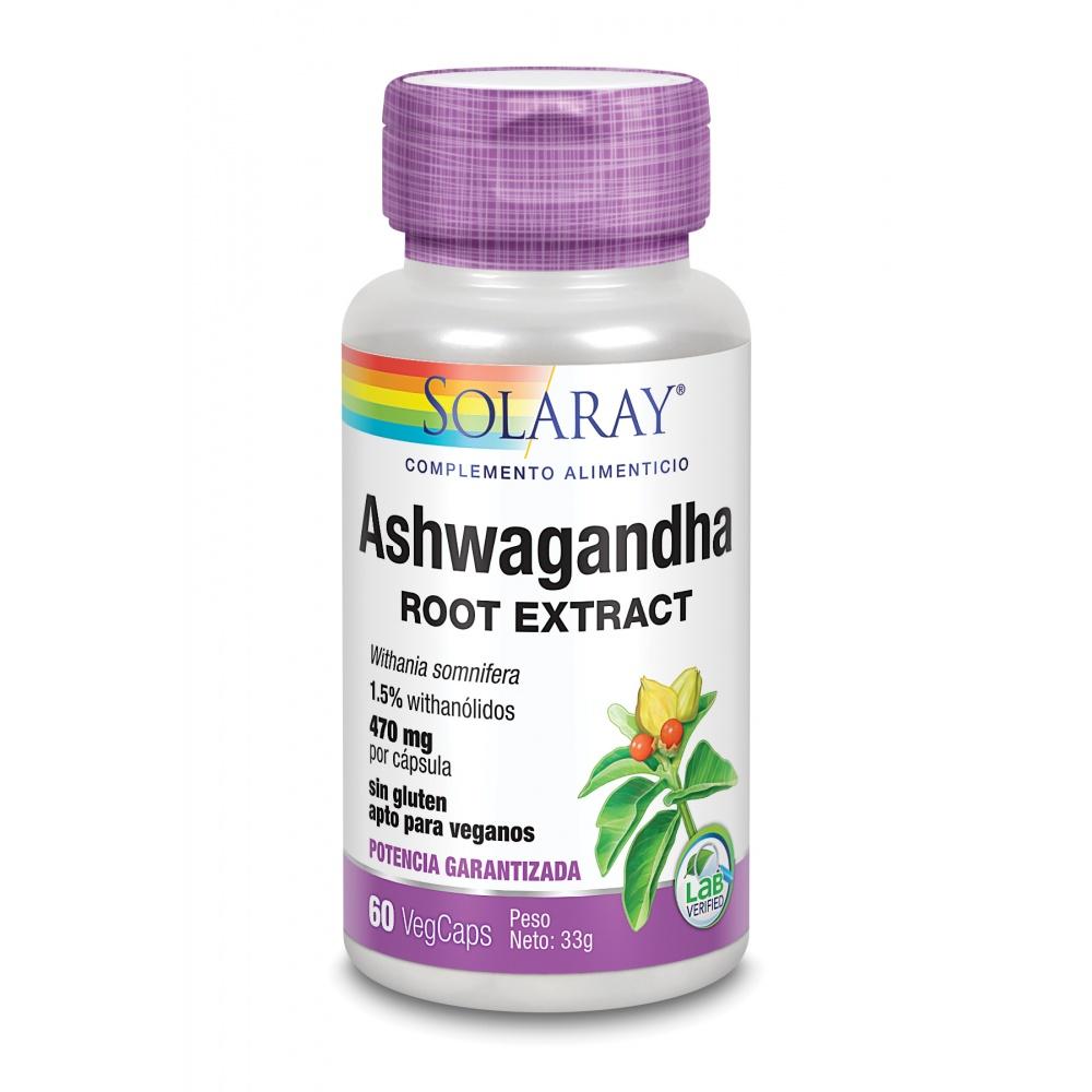 SOLARAY ASHWAGANDHA