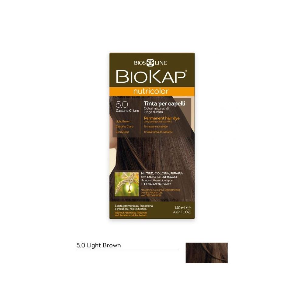 BIOKAP 5.0 CASTAÑO CLARO