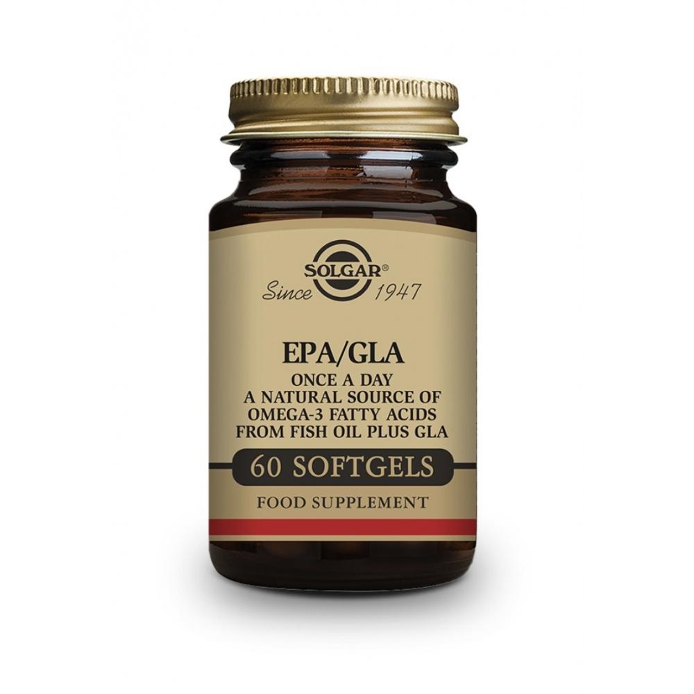 SOLGAR EPA/GLA 60 CAP.
